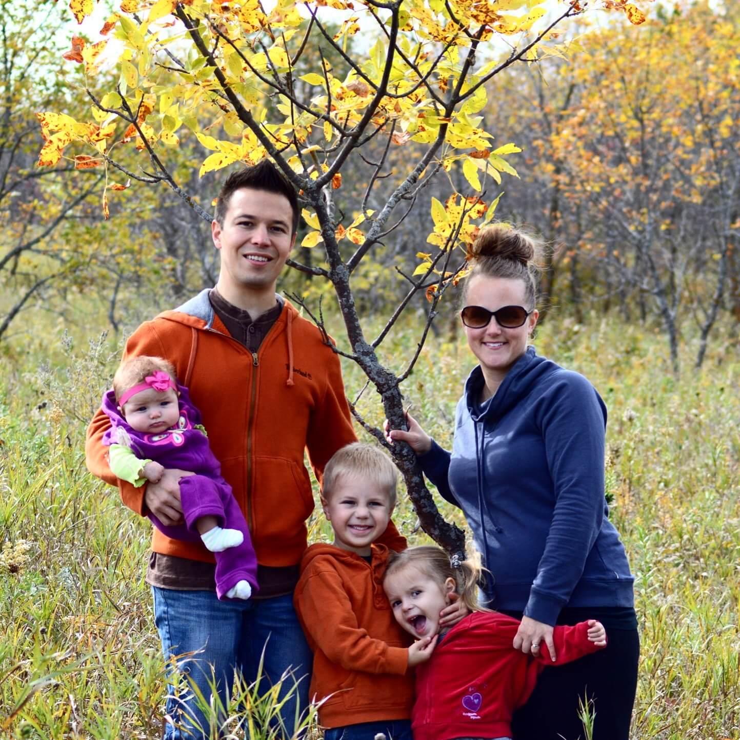 Pastor Mark & Jordie Brown Family